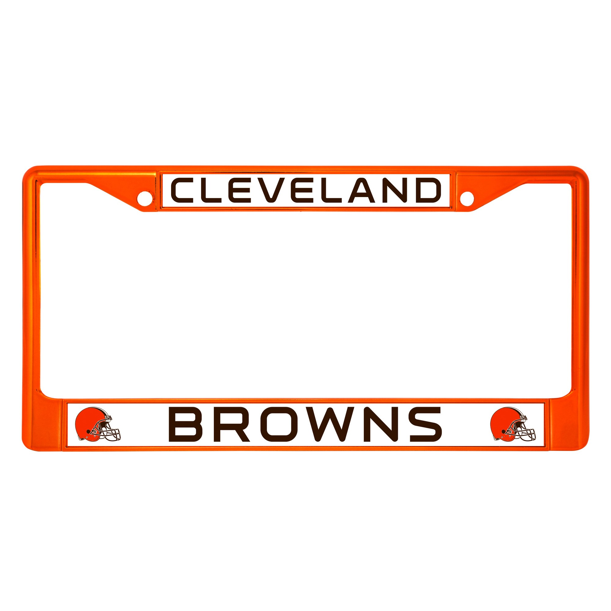 Famous Raiders License Plate Frames Component - Framed Art Ideas ...