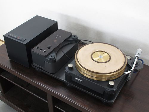 Micro Seiki SX 1500 Turntable