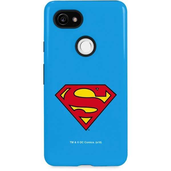 Superman Official Logo Google Pixel 2 Xl Pro Case Pinterest Logo