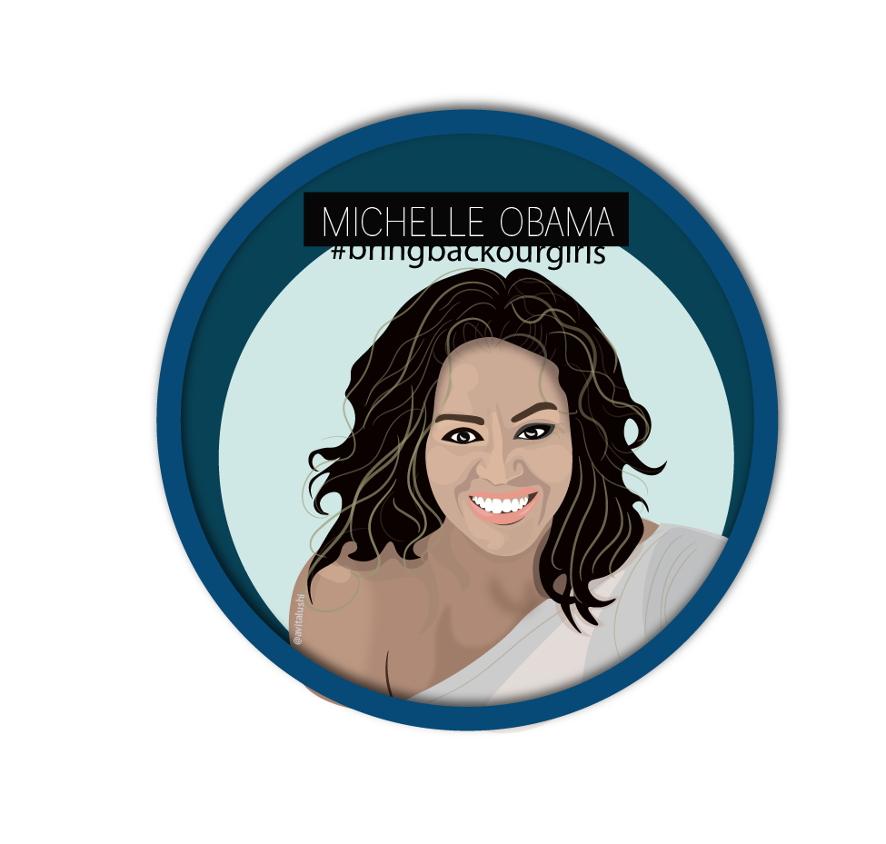 Michelle Lavaughn Robinson Obama Is An American Lawyer University Administrator And Writer Who Served As The First Lady Of Th Be Brave Not Perfect Miche