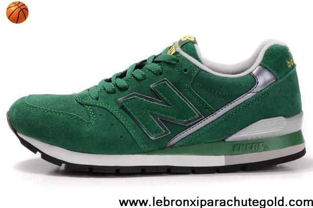 Fashion New Balance NB CM996LDG forest Green White Shoes