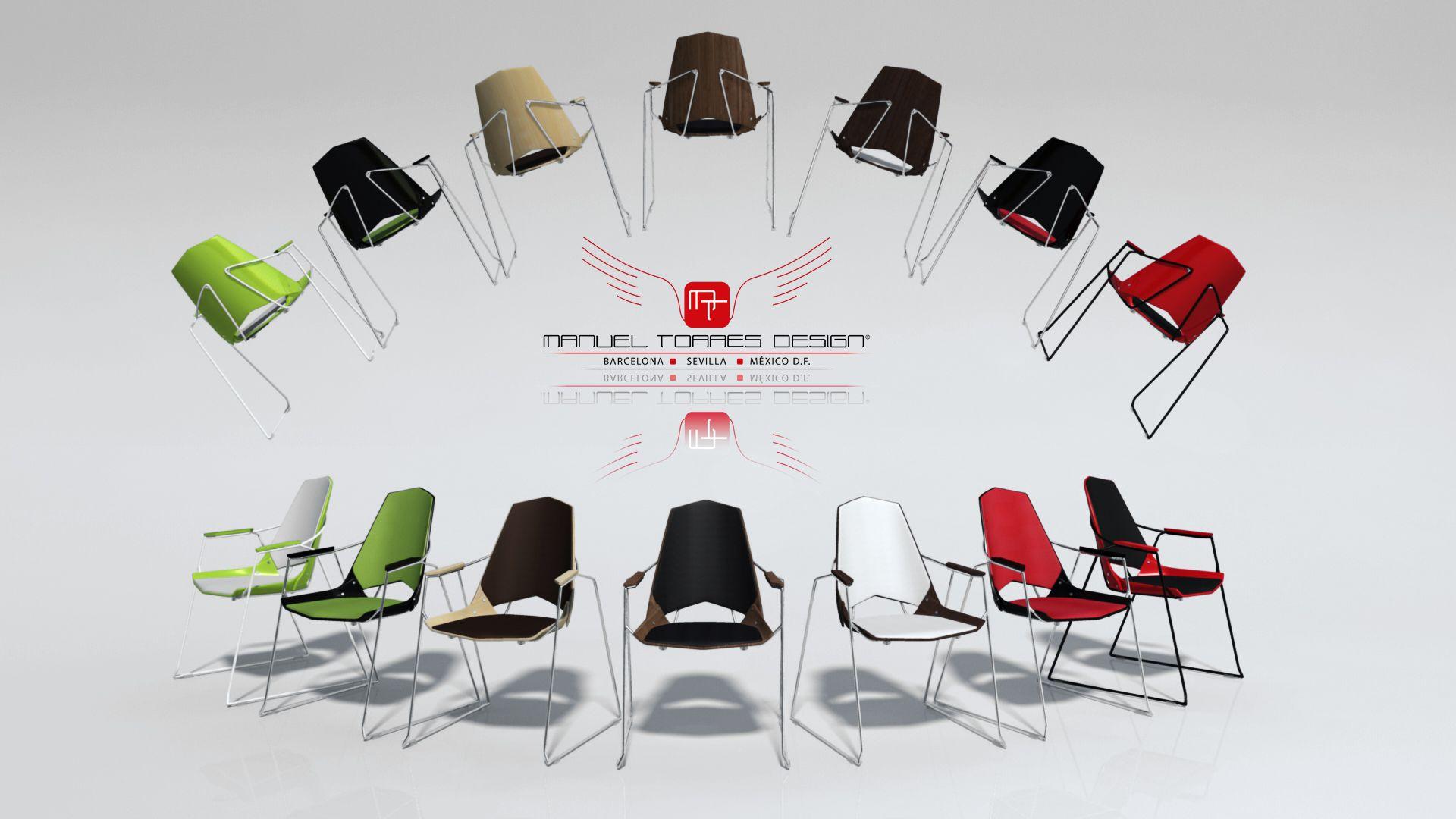 Singular Chair de Manuel Torres Design
