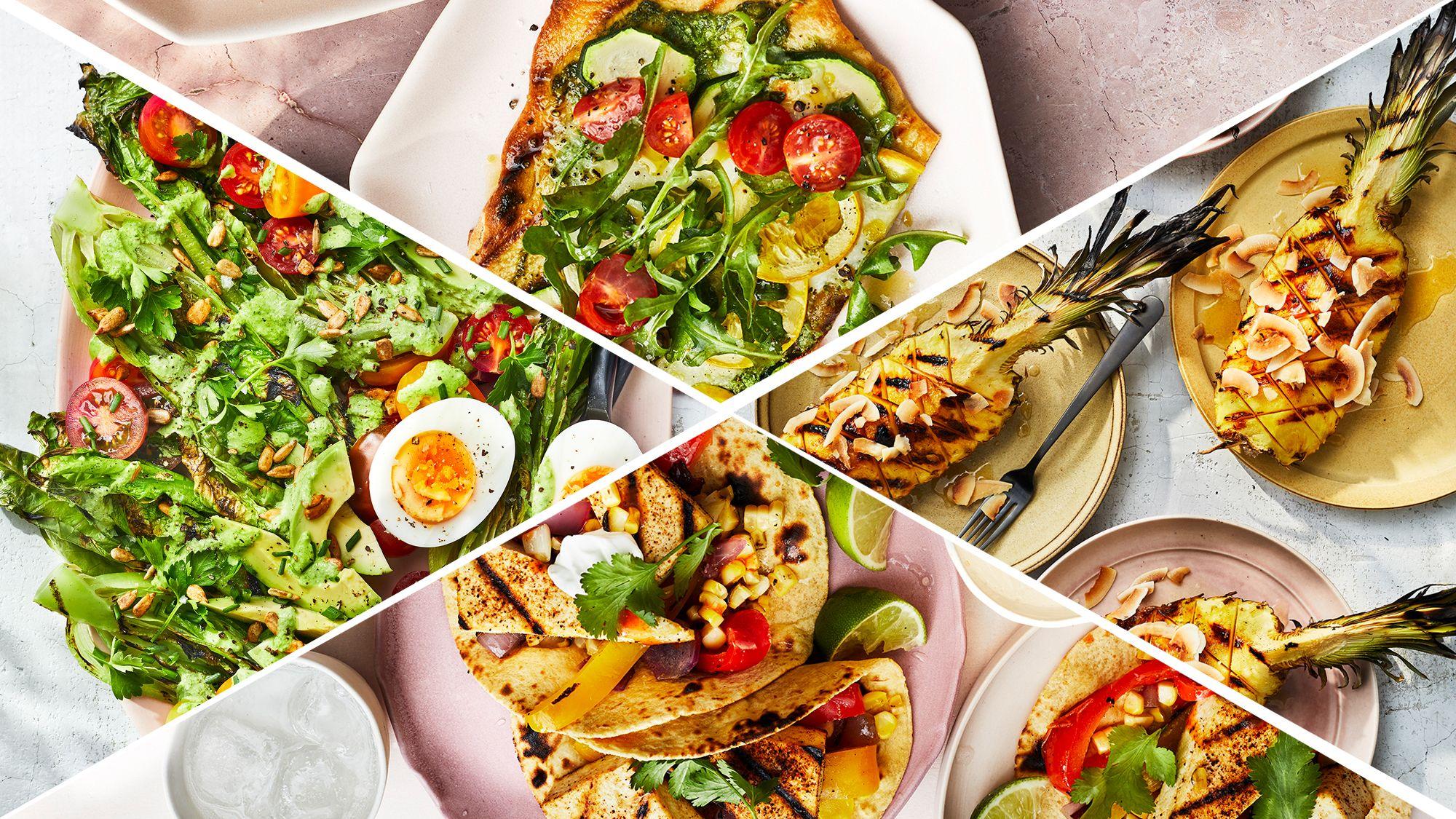 The Best Healthy Grilling Recipes -   18 healthy recipes Shrimp tofu ideas