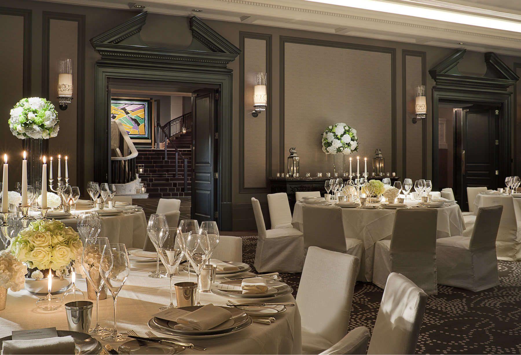 Rosewood London Grand Ballroom Hotels & Pre