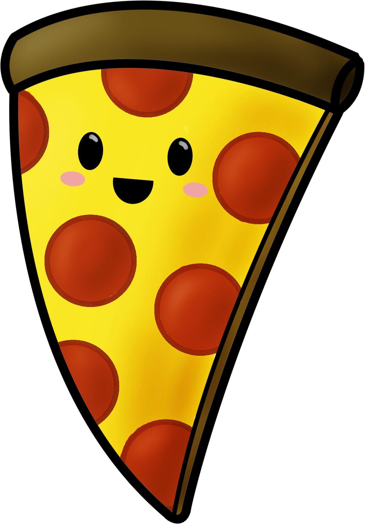 Galería Pizza Kawaii Dibujos Kawaii Dibujo De Pizza Y Kawaii