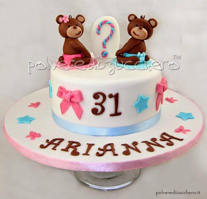Bien-aimé sarà maschio o femmina? torta per una mamma in attesa | Sugar art  SX94