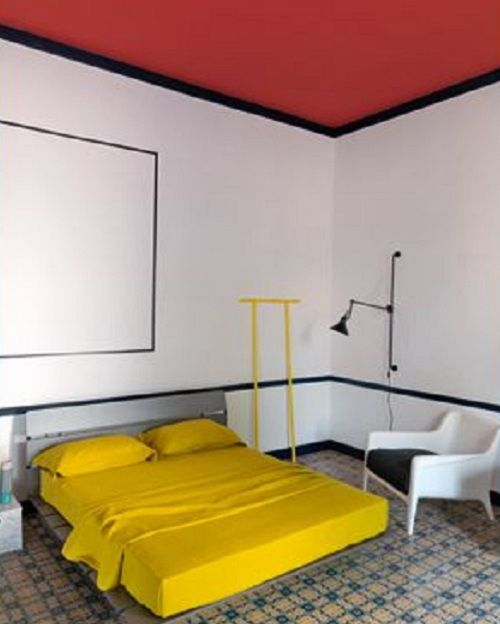Piet Mondrian inspiration Dormitorios u2022 Bedrooms Pinterest
