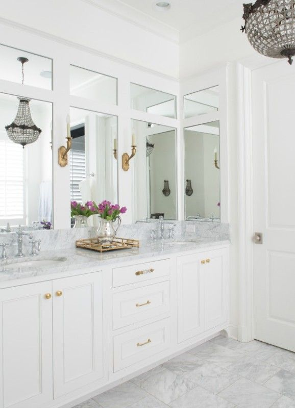 Hedgemoor Cottage Becomes Family\u0027s Dream Home Marble Top, Marbles   Cloakroom  Design Ideas