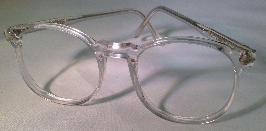 Clear Plastic Eyeglass Frames #RegencyEyewear | Fashion Eyewear ...