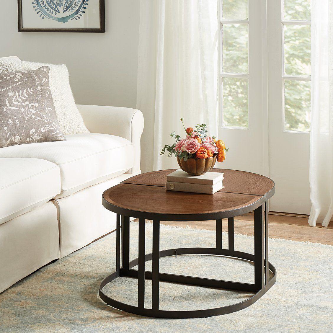 Alex Half Round Modular Coffee Table Coffee Table Modular Coffee Table Round Coffee Table [ 1128 x 1128 Pixel ]