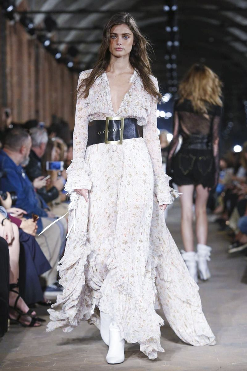 Philosophy di Lorenzo Women Fashion Show Ready to Wear Collection Spring Summer 2017 in Milan
