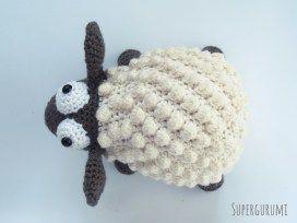 Bobbel Schaf Haekeln Crochet Pinterest Häkeln Schaf Häkeln