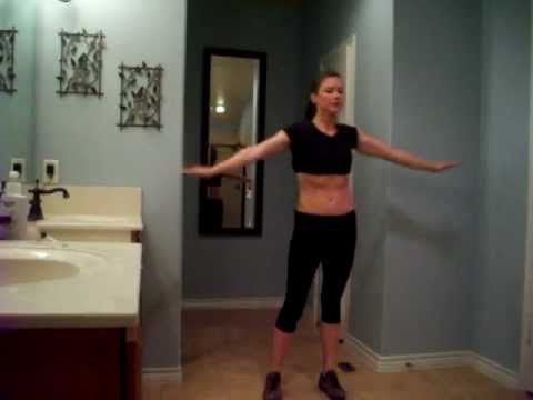 circuit training from extremefitnesspro  workout warm up