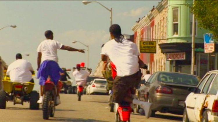12 O Clock Boyz In Baltimore It S A Club In A Biker Scene