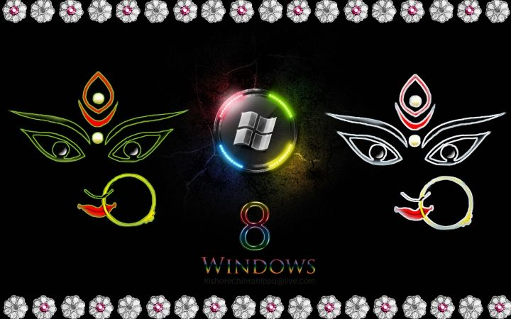 Entry by krishna kishore ch #Durgapuja #Windows8