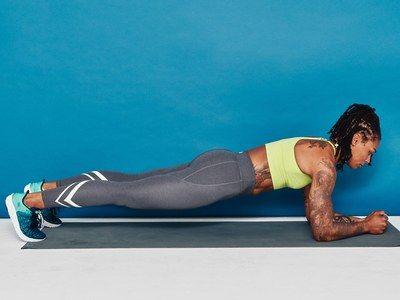 fullbody bodyweight cardio workout  upper body strength