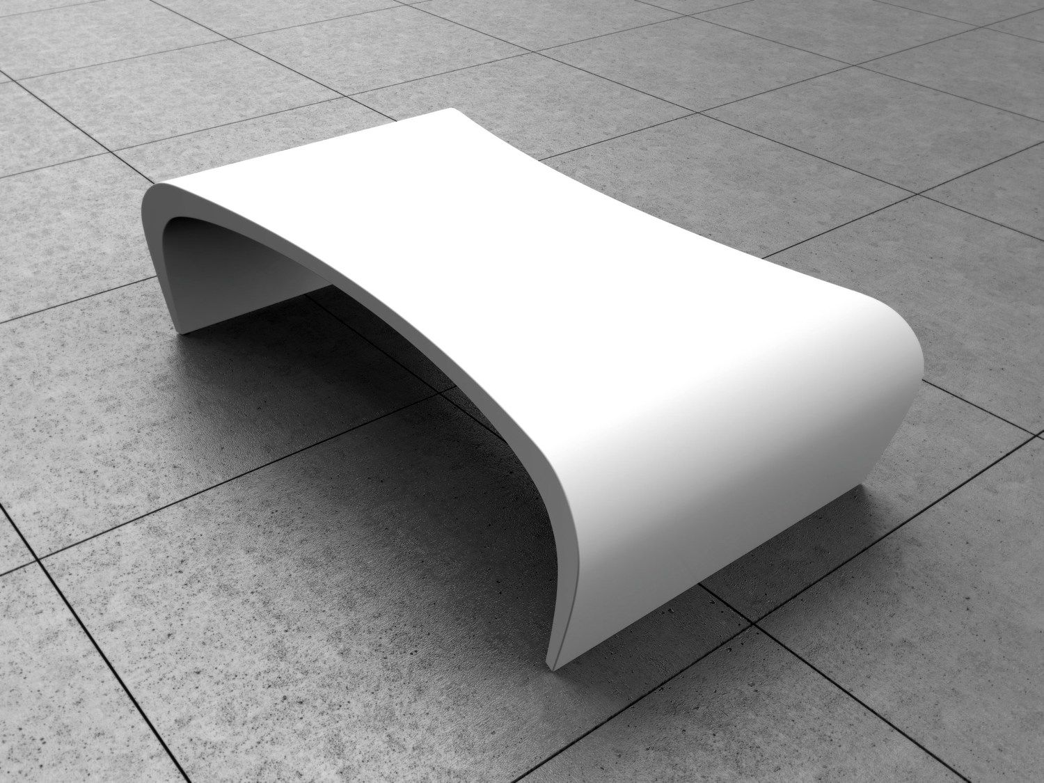 Cirrus Low Table Thermoformed Corian Corian Low Tables Design [ 1125 x 1500 Pixel ]