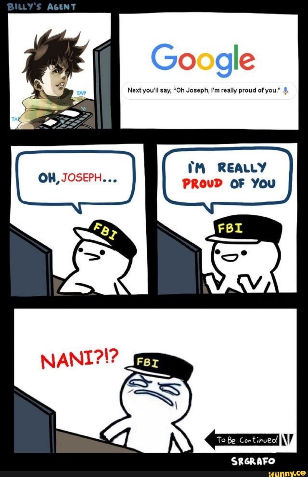 Im Proud Of You Meme