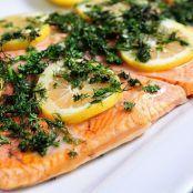 Photo of Orange-Rosemary Glazed Salmon Recipe