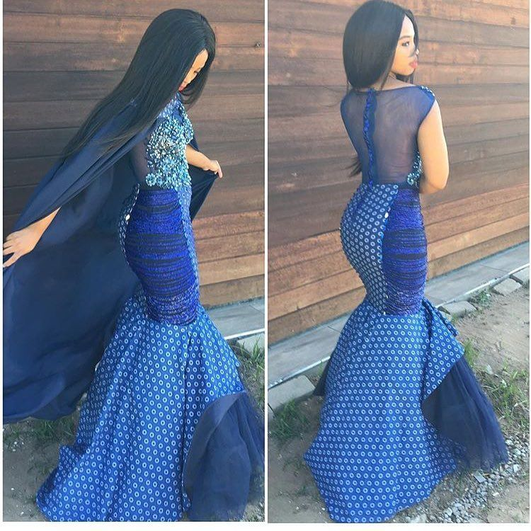 Aso Ebi Styles [GOWN]