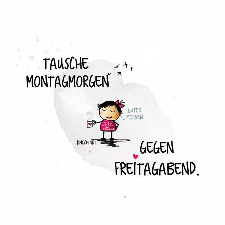 Guten morgen ☕️☀️ #mondaymood   #Sprüche #spaß  #motivation  #thinkpositive ⚛  #themessageislove #pokamax  Teilen und Erwähnen absolut erwünscht