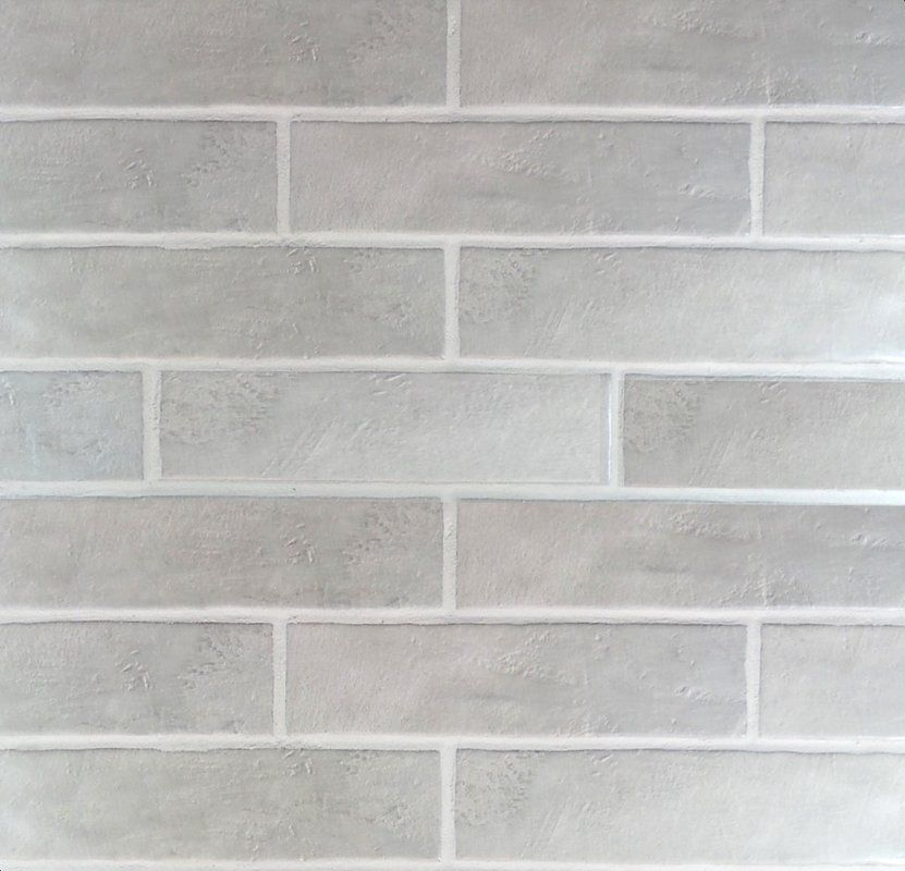Loft Ceramic Subway Tile In Gray Ceramic Subway Tile Subway Tiles - 16 x 16 white ceramic floor tile