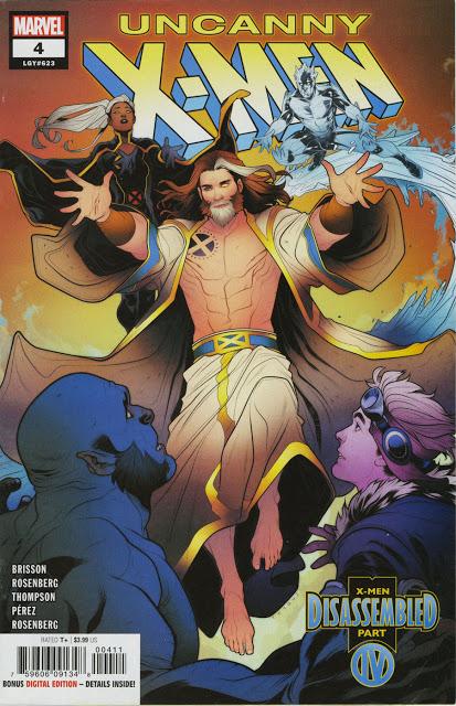 Uncanny X Men No 4 2019 In 2020 Comics X Men Marvel