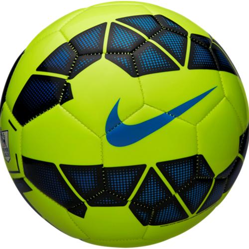 Nike Pitch Epl Soccer Ball Volt Black
