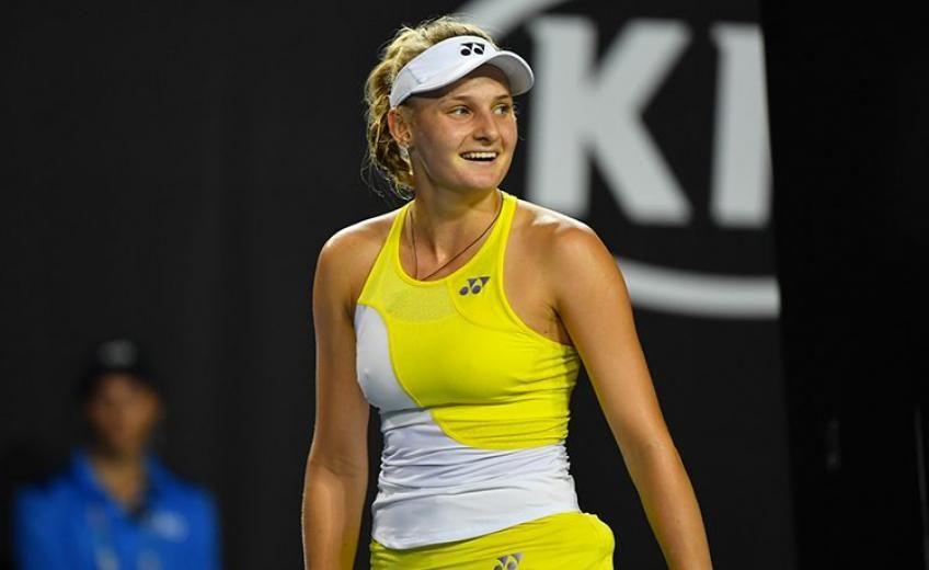As She Rises Through The Ranks Dayana Yastremska Leads The Millennials Millennials Tennis Players Risen