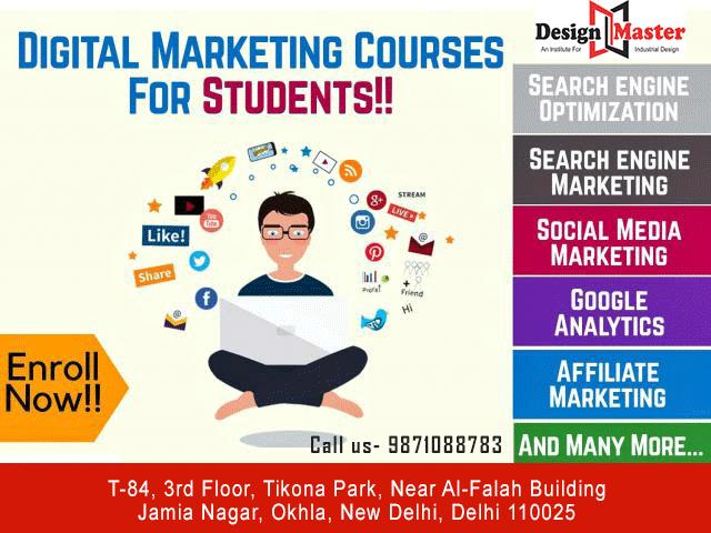 Design Master Offer 20 Discount Digital Marketing Course 3