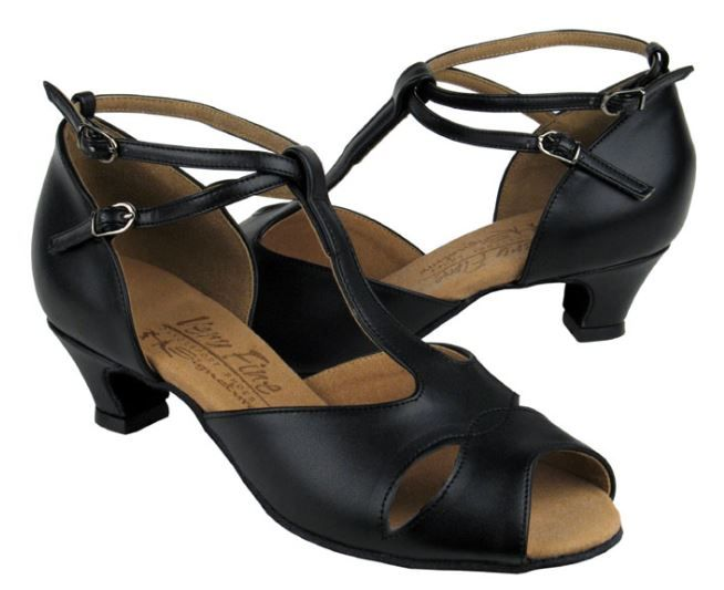 Dancesport shoes, Ballroom dance shoes