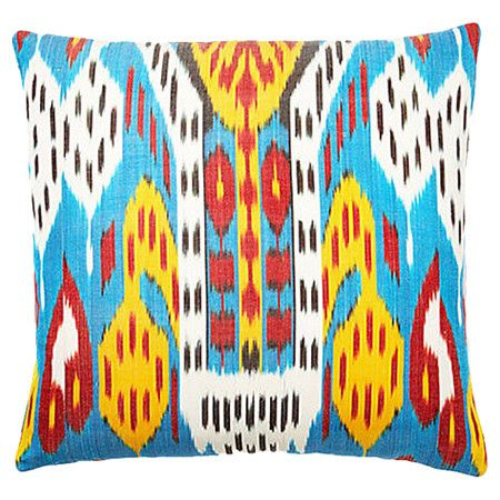Transform your home into a plush bohemian retreat with this beautifully crafted pillow.   Product: PillowConstruction...