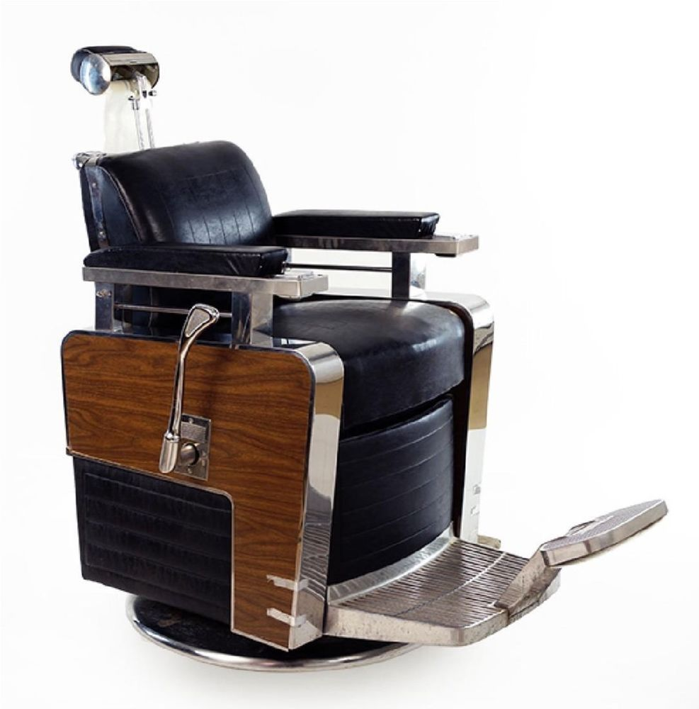 chair koken youtube watch barber