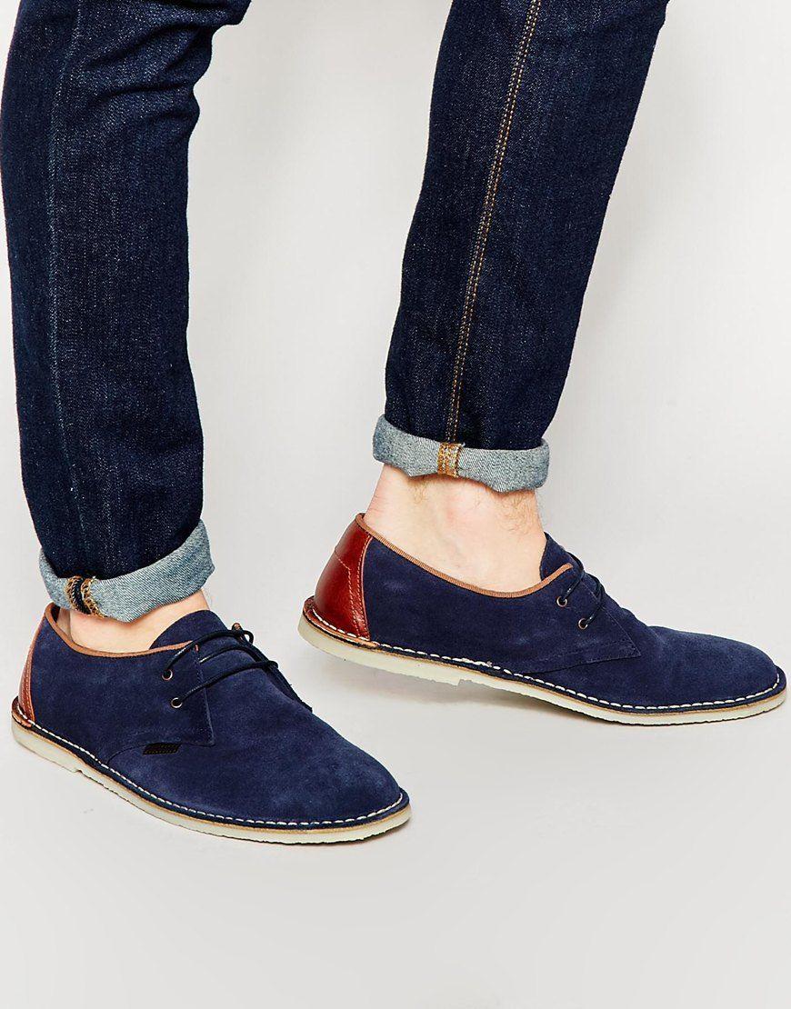 Ben Sherman Lace Up Shoes