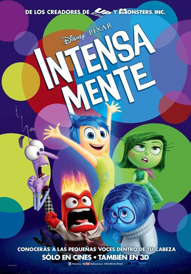 Intensamente Online Español Latino 2015 Descargar Pelicula Completa Peliculas Infantiles De Disney Mejores Peliculas Animadas Descargar Pelicula