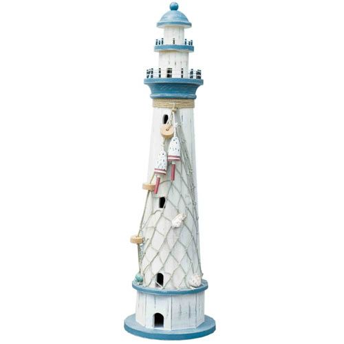 Lighthouse, Seaside And Coastal Decor And Maritime Themed Gifts For Home,  Bathroom, Garden Or Boat.
