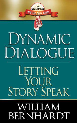 Dynamic Dialogue: Letting Your Story Speak (Red Sneaker Writers Book Series 4) by William Bernhardt, http://www.amazon.com/dp/B00I8RGPF6/ref=cm_sw_r_pi_dp_u0j-tb1XRYCHX