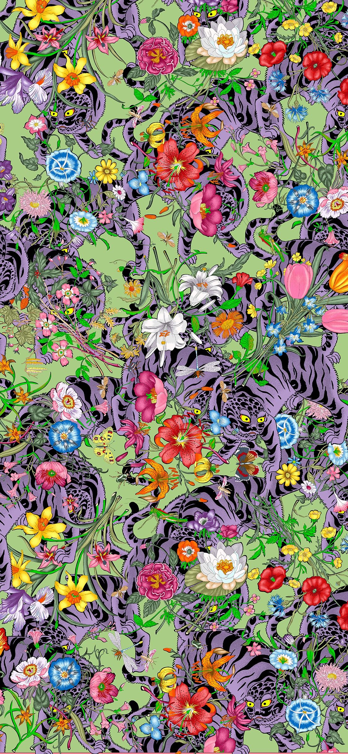 3a8463477176 GUCCI Spring 2018 Print Gucci Spring, Printed Matter, Wallpaper S, Twitter  Headers,