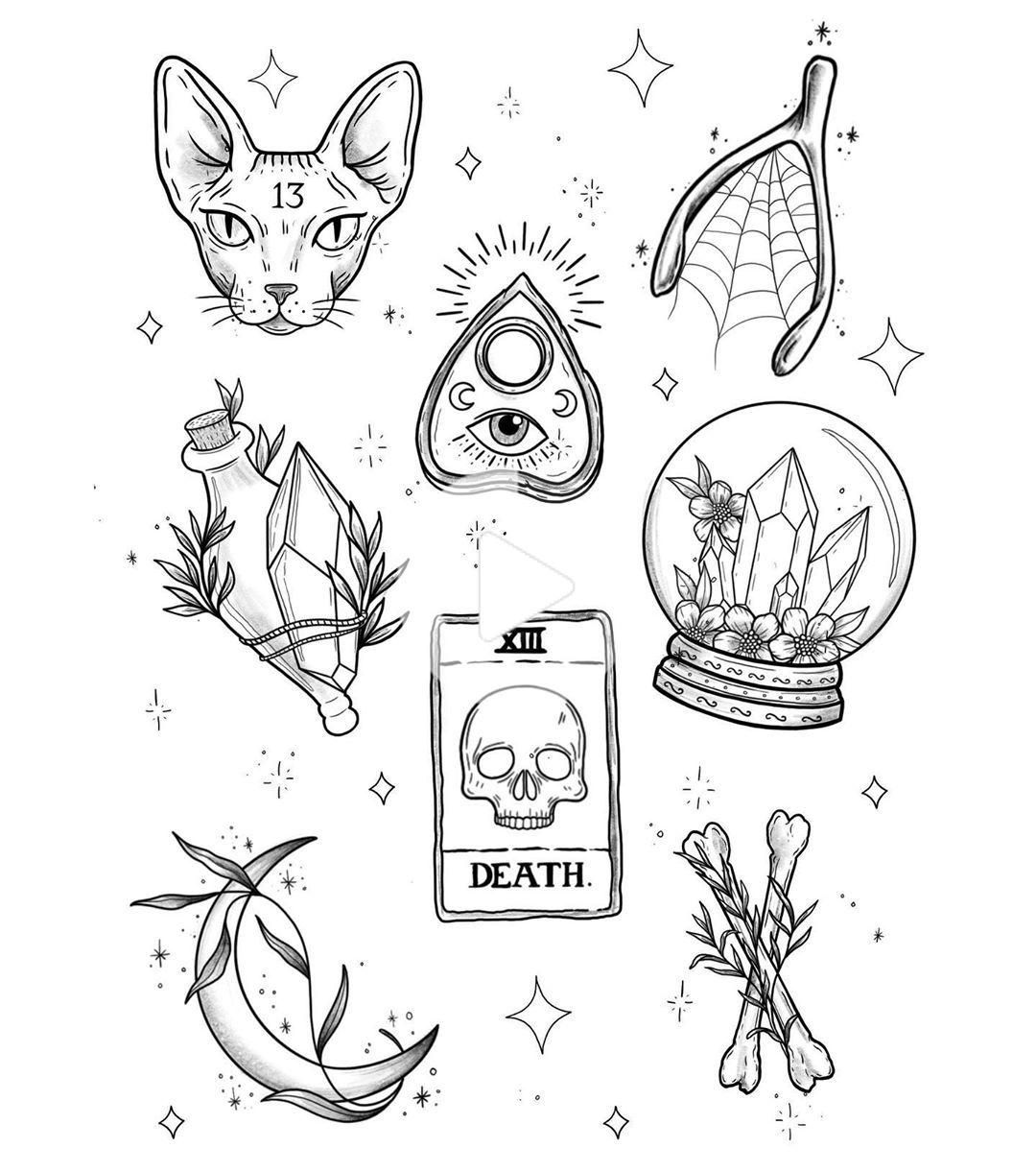 45+ Awesome Friday the 13th tattoos 2020 denver image ideas