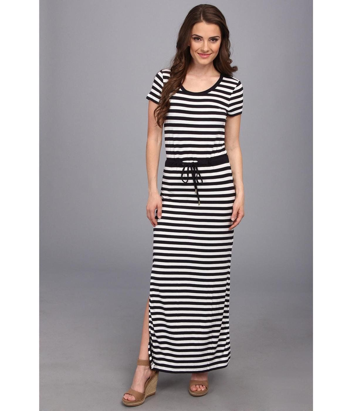 1000  images about Striped Maxi Dress on Pinterest