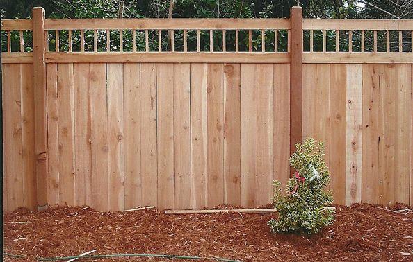 1d25a8b3478c626ff720864216b9118f 594 378 Wood Fence Fence Design Timber Fencing