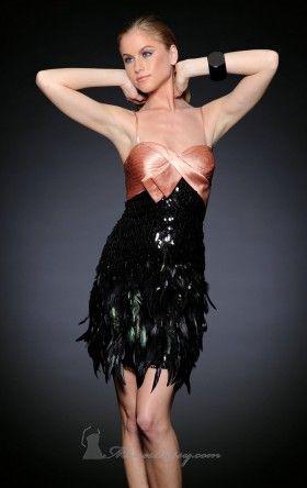 spaghetti strap short dress lara designs Lara Designs 31032 Dress