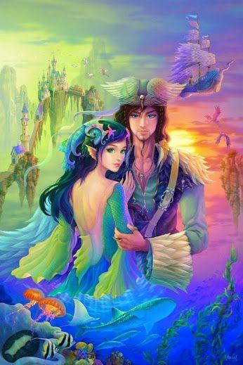 Seas & Oceans - Fantasy
