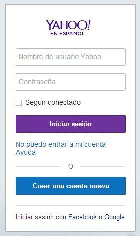 Crear Correo Yahoo Crear Correo Cuentos