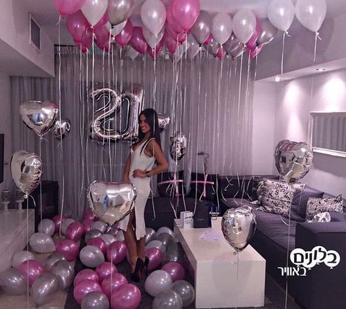 Image Discovered By K R I S T I N A Discover And Save Your Own Images And Videos On We Heart It 21st Birthday Decorations Birthday Goals 21st Bday Ideas