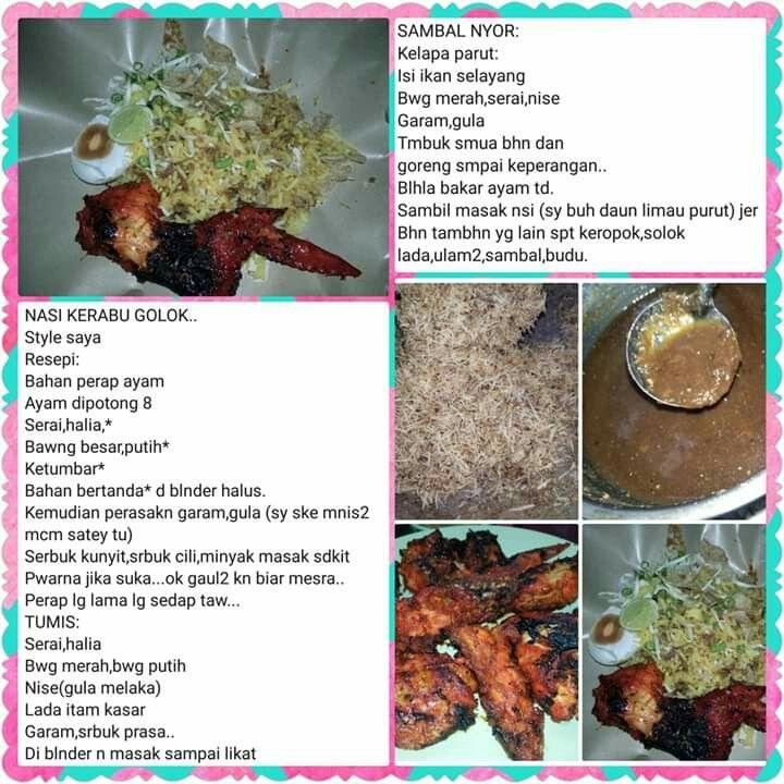 Pin By Eza Izne On Recipe Malaysian Food Recipes Food