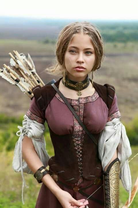 Take a walk on the wild side and embrace your inner medieval alter-ego with Renaissance Festival fashion.  sc 1 st  Pinterest & Pin by Latasha Morris on Story | Pinterest | Archery Medieval ...