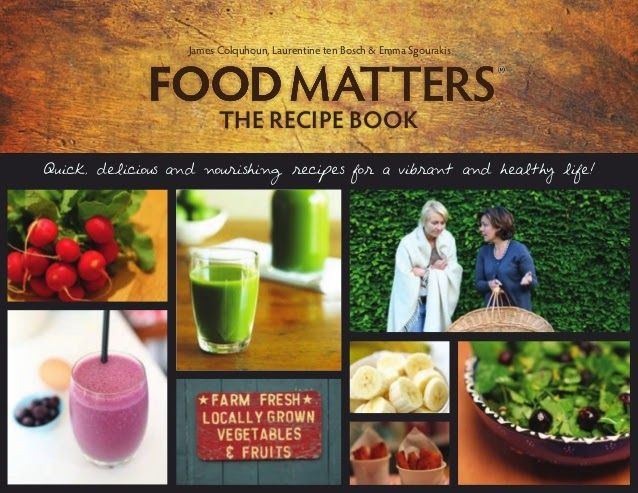 Free books book41 food matters the recipe book freebooks free books book41 food matters the recipe book freebooks forumfinder Choice Image