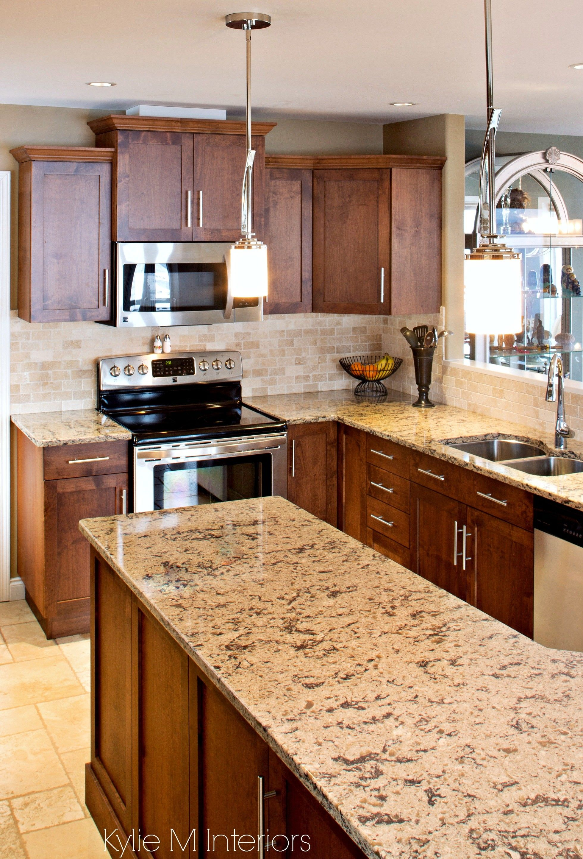 Image result for maple cabinets quartz countertops ... on Natural Maple Maple Cabinets With Quartz Countertops  id=32299