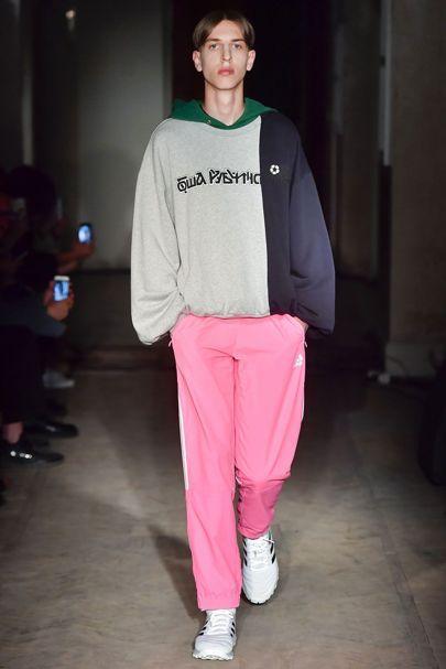 Burberry x Gosha Rubchinskiy Spring/Summer 2018 Menswear Collection   British Vogue